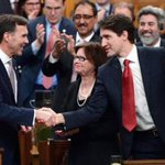 Does Trudeau think we think taxes are too low?