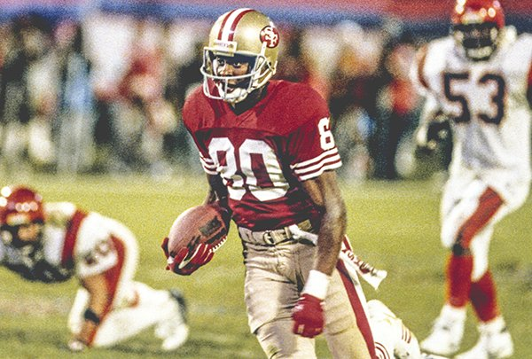 Happy birthday to the best to ever don a football uniform, the one and only Jerry Rice.