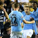 Joyce keeps up 100 per cent record as City see off Victory in hard-fought derby win