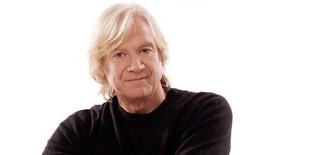 Happy Birthday to singer, songwriter and guitarist Justin Hayward (born October 14, 1946). - The Moody Blues