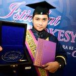Enterprising Akmyr among 13 UiTM graduates accorded Best Graduate Award