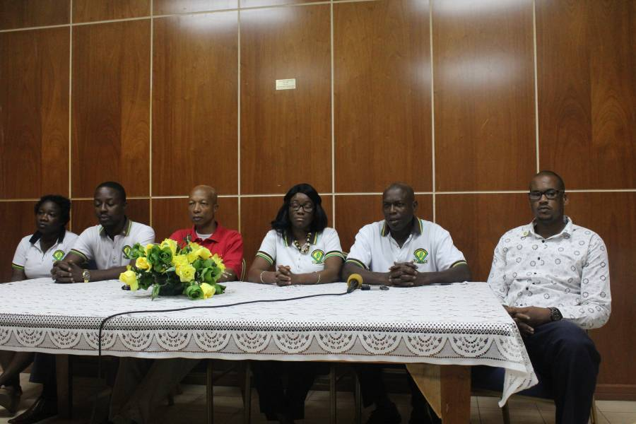 Unions Take Industrial Action