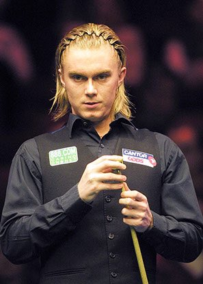 Happy 39th birthday to my friend and snooker colleague paul hunter, gone but never forgotten