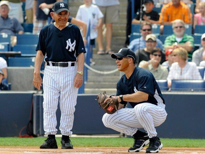 Wishing a very happy birthday to Joe Girardi! Let s go Yankees!