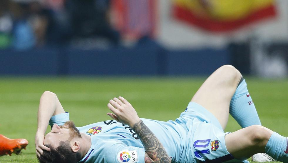 RT @mundodeportivo: Penalti no pitado sobre Messi durante la primera parte del Atleti-Barça https://t.co/aAomdGz9Bf https://t.co/tFfkb8gXE1