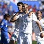 Real Madrid derrota al Getafe y mete presión al Barcelona - Diario Co Latino