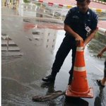 Bangkok floods: Catfish caper at police headquarters - ASEAN/East Asia