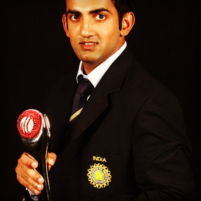 Wish Happy Birthday To You My Cricket God Gautam Gambhir