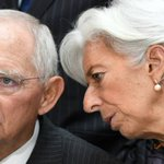 Germany's Schaeuble assails protectionism at IMF summit