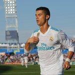 Real Madrid supera al Getafe con gol salvador de Cristiano Ronaldo
