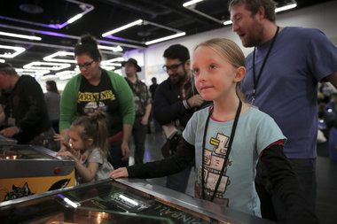 Pixel perfect: Portland's Retro Gaming Expo is back for another year