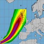 Ireland, U.K. brace for impact of Hurricane Ophelia
