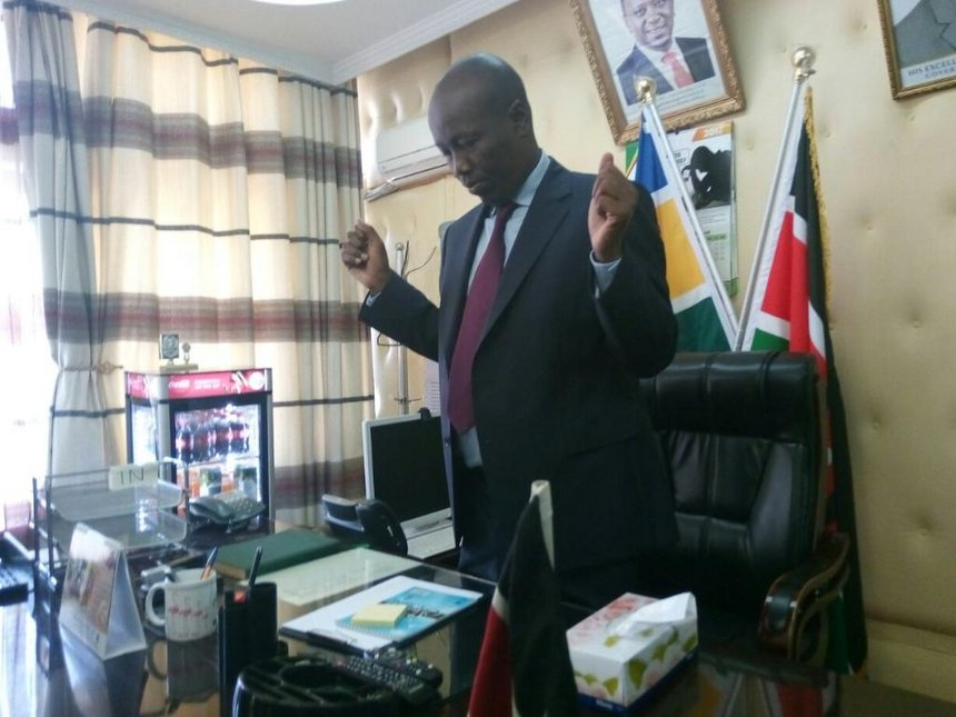 MP threatens court, says Kisiis, Luhyas and Luos not in Nakuru cabinet