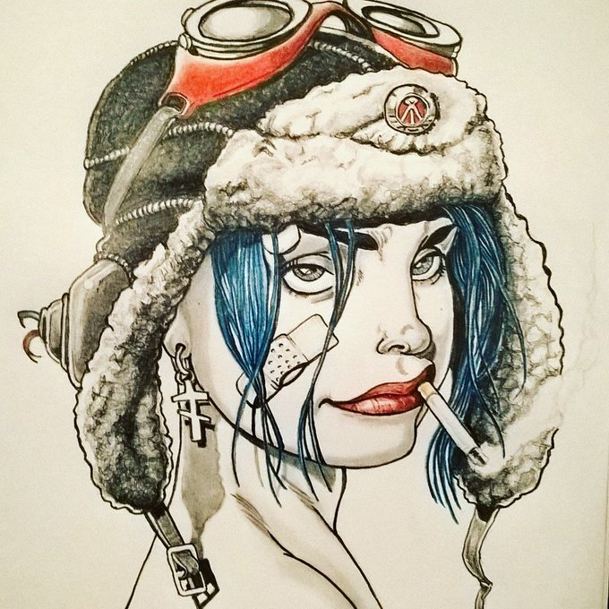 Happy Birthday Lori Petty, the one and only Tank Girl !!