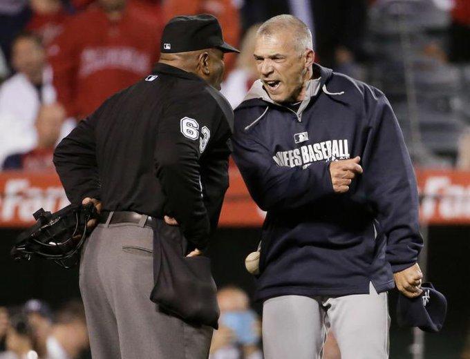 Happy 53rd birthday to Yankees manager Joe Girardi! Never change Joe!