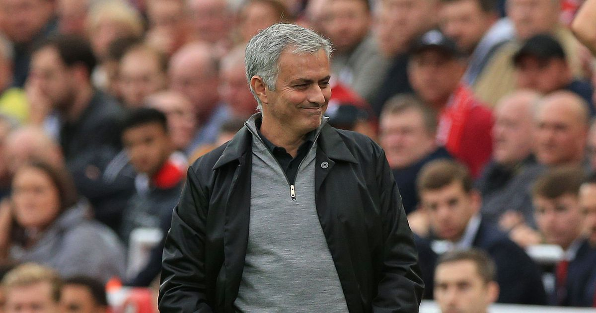 Manchester United manager Jose Mourinho stank the place out and he won't care