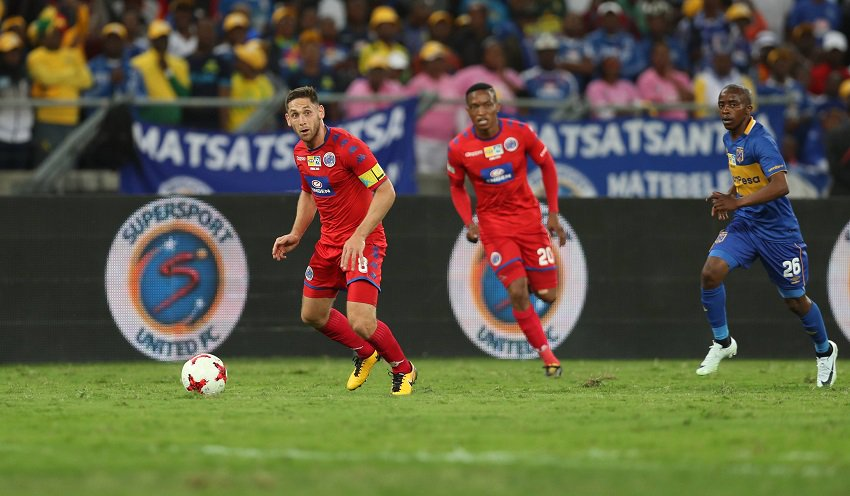 10-man SuperSport beat Cape Town City to lift the MTN8 Cup