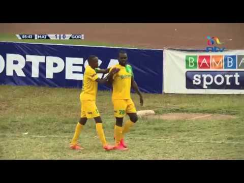 Mathare United ends Gor Mahia's unbeaten run