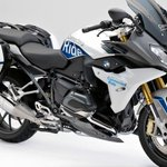 BMW R 1200 RS ConnectedRide Prototype Is All About Safety