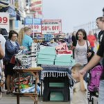 Ocean City, N.J., sold Shore shopping online and saw record crowd for Columbus Day weekend