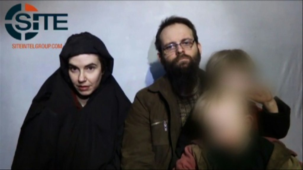 Taliban murdered daughter, raped wife: freed Canadian hostage