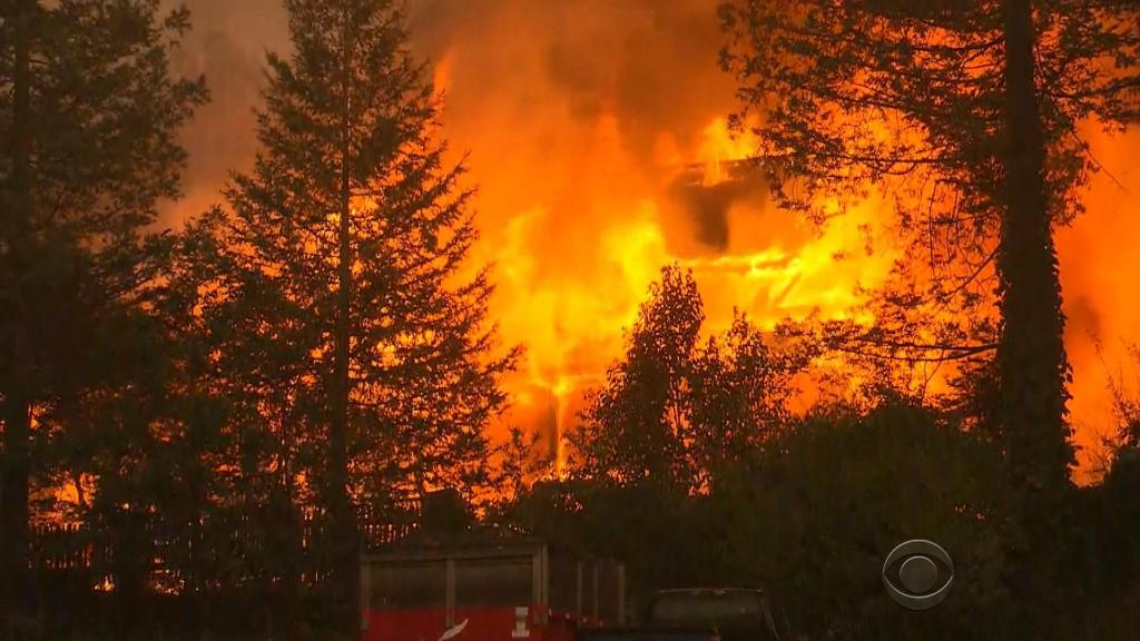 Insurers now estimate the damage from California's deadly wildfires could reach $6 billion: