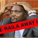 MOSES KURIA BEGGING ICC TO TAKE RAILA AWAY - HE IS HEADING TO NO GOOD | kenya news