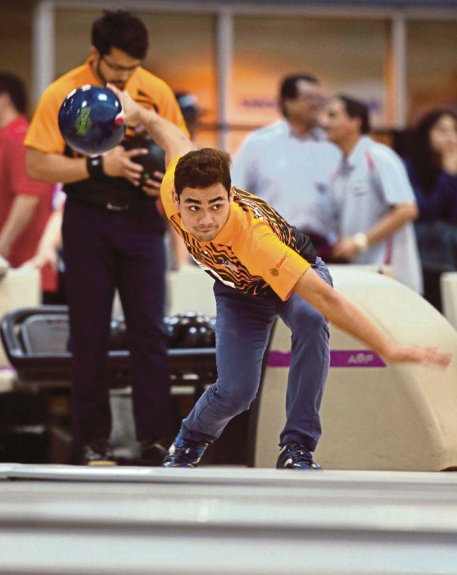 Ahmad Muaz, Siti Safiyah make cut for AMF World Cup in Mexico