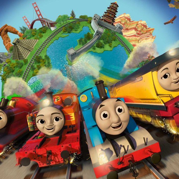 Thomas & Friends to get a jolt of girl power