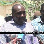 Nurses deployed to contain the malaria outbreak in Baringo county
