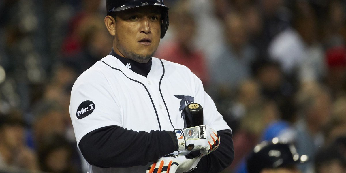 Detroit Tigers' Miguel Cabrera hit with paternity suit by Fla. woman