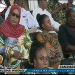 Hotuba Ya Waziri Mhagama Hii Leo Zanzibar