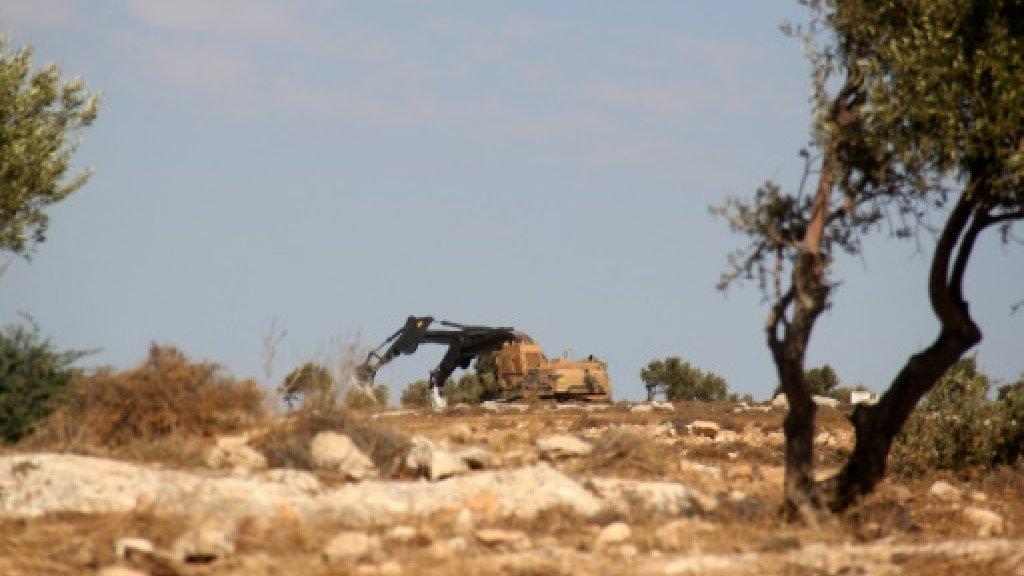 Syria demands 'immediate' withdrawal of Turkey troops: SANA
