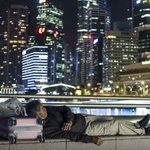 Homelessness in Singapore, the world's richest city, is not what it seems