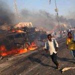 Death toll from Mogadishu blasts rises to 85