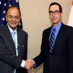 Great interest about India among investors in US, says Jaitley