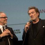 Festival Lumière de Lyon : la première séance pour Eddy Mitchell