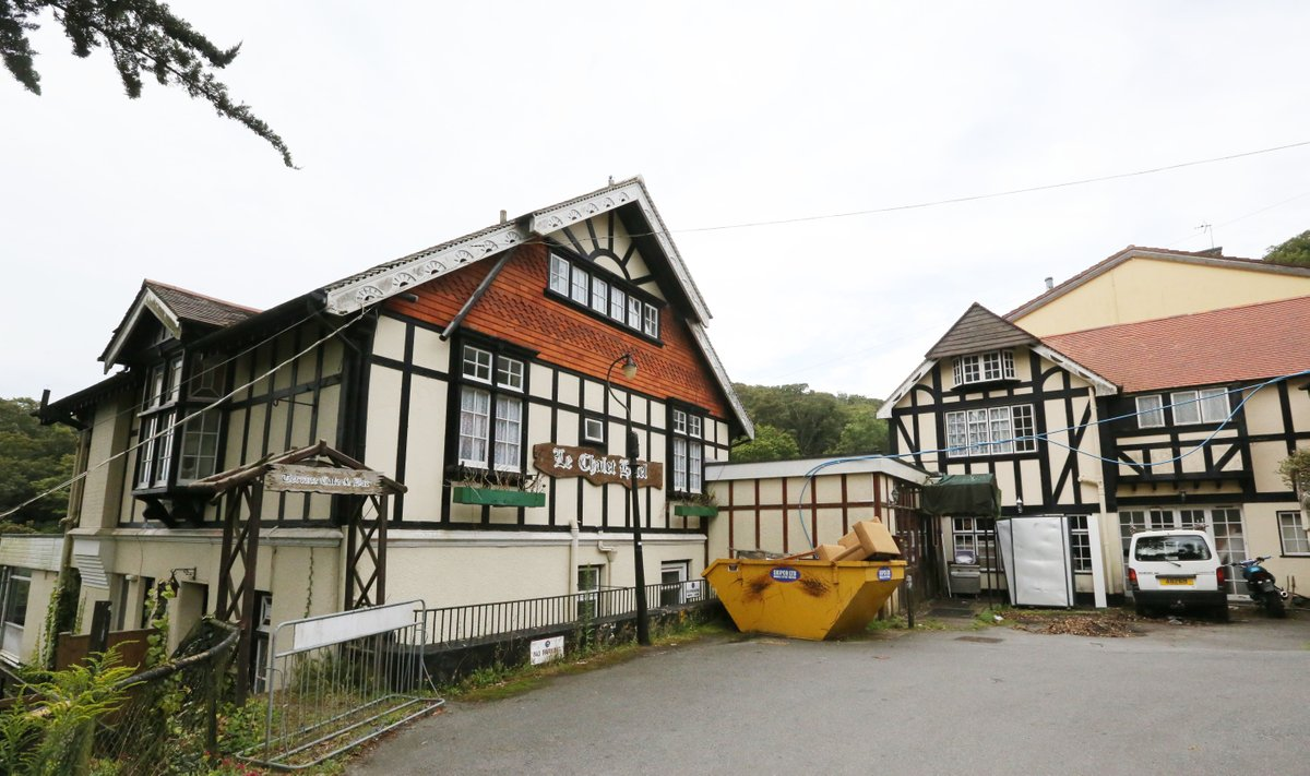 Le Chalet 'not viable as hotel' – planning appeal