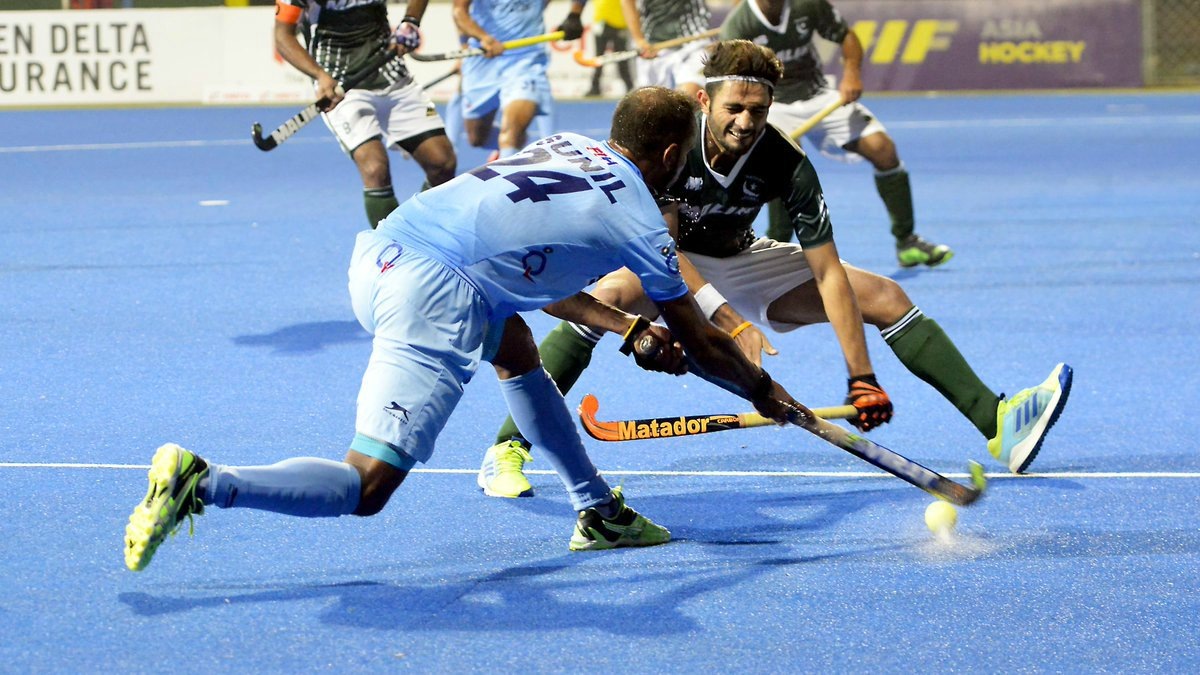 Hockey | Asia Cup 2017: India beat arch rivals Pakistan to top pool