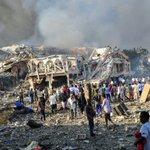 At least 85 dead in Mogadishu blasts, Somalia