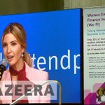 Ivanka Trump volunteers as business mentor at World Bank and IMF meeting