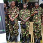 Monument unveiled in honour of fallen Kenyan soldiers - KBC TV | Kenya's Watching