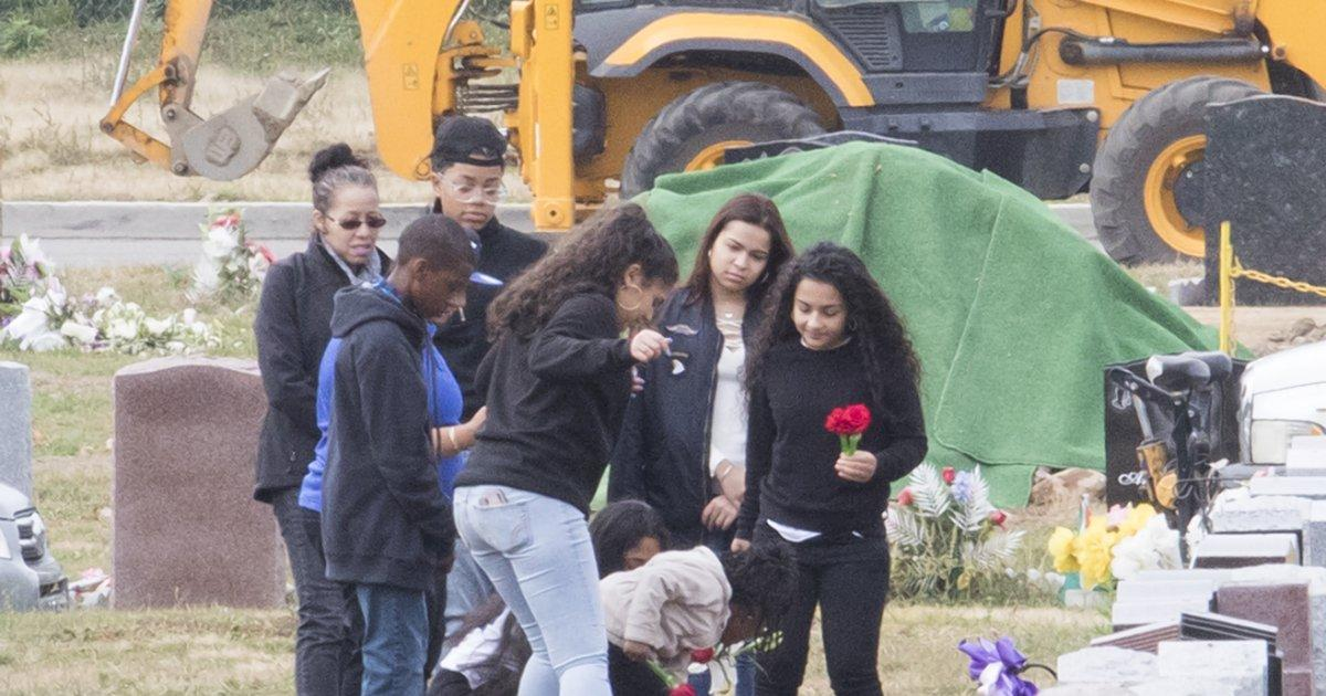 Student fatally stabbed by classmate at Bronx school laid to rest