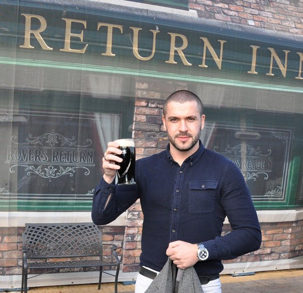 Happy birthday Shayne Ward