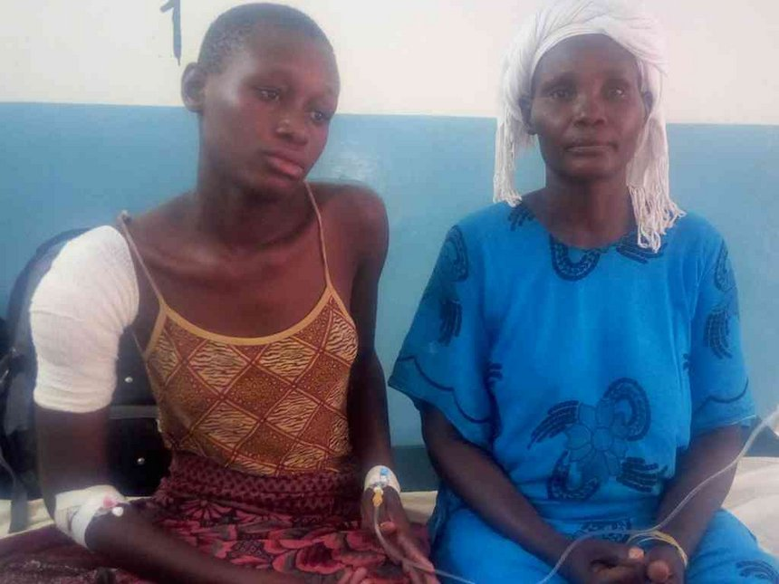 'It was because of a lotion': Survivors of Turkana school shooting narrate ordeal