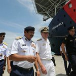 Malaysia and Australia stress importance of maritime law enforcement cooperation