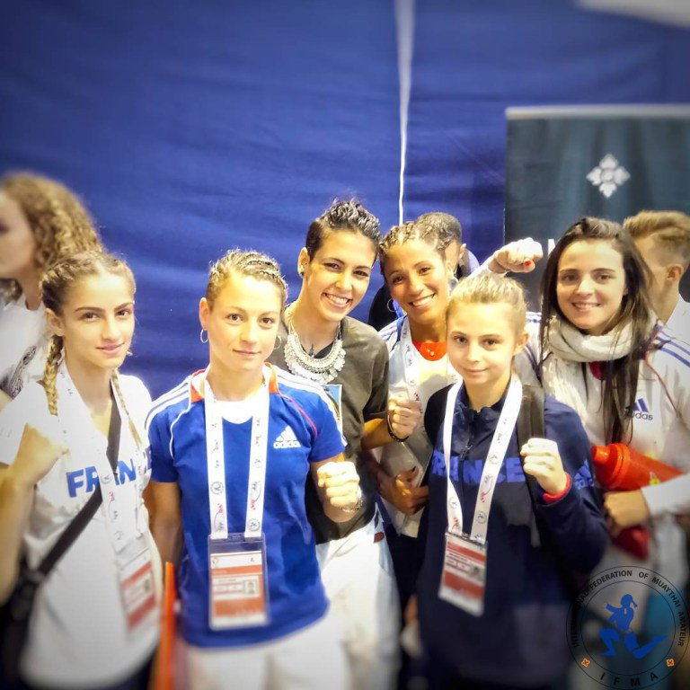The French sports world welcomes #muaythai to #Paris