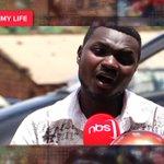 Meet Benjamin Kigula a Computer Engineering Graduate who is now a Boda Boda Cyclist