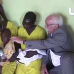 Gulu prison Day care Center opened to benefit breastfeeding inmates