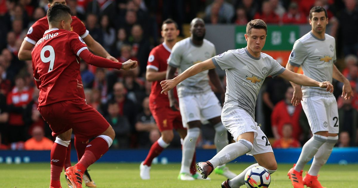 Manchester United midfielder Ander Herrera set new challenge in Paul Pogba's absence by Bryan Robson